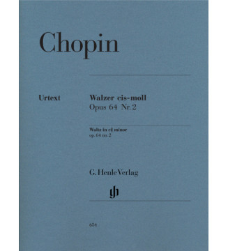 Waltz in c sharp minor op....