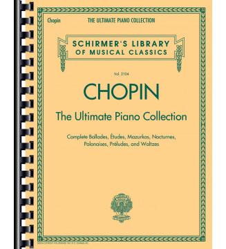 Chopin: The Ultimate Piano...