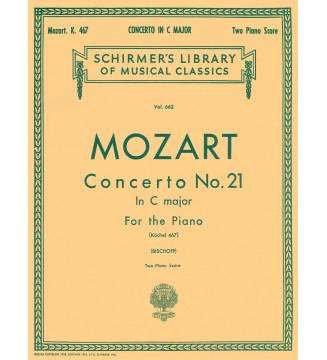 Concerto No. 21 in C, K.467