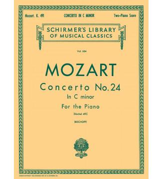 Concerto No. 24 in C Minor,...