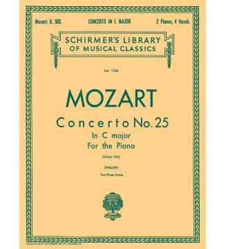 Concerto No. 25 in C, K.503