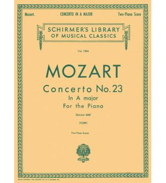 Concerto No. 23 in A, K.488