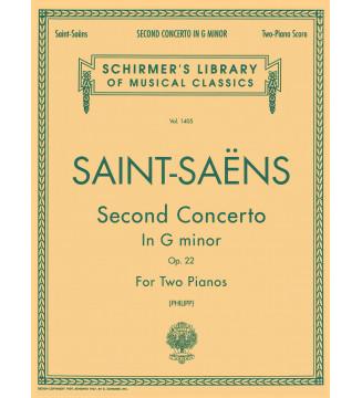 Concerto No. 2 in G Minor,...