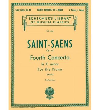 Concerto No. 4 in C Minor,...