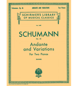 Andante and Variations, Op. 46