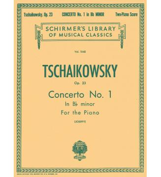 Concerto No. 1 in Bb Minor,...