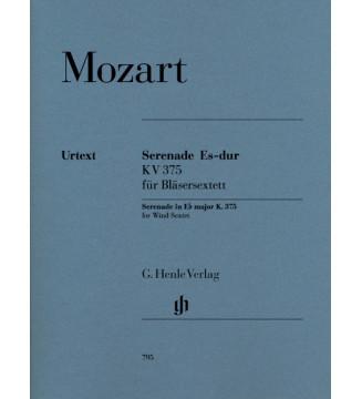 Serenade in Eb major K. 375