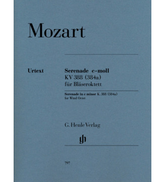 Serenade in c minor K. 388...