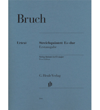 String Quintet in E flat major