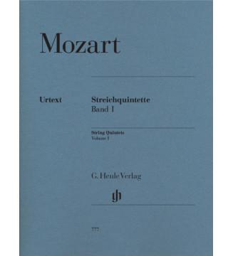 String Quintets Volume I