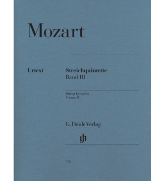 String Quintets Volume III