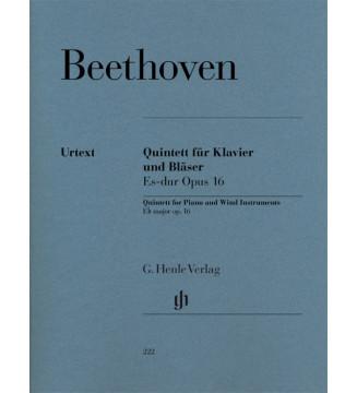 Piano Quintet E flat major...