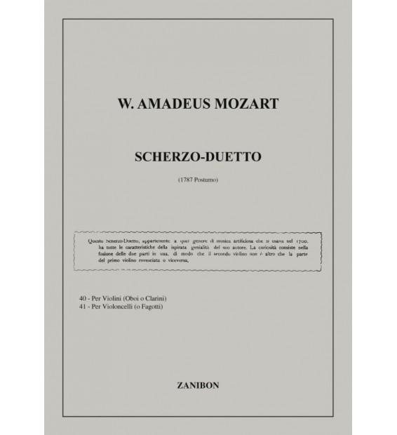 Mozart, Wolfgang Amadeus - Konzert für Violine und Orchester Nr. 2 D-Dur KV 211