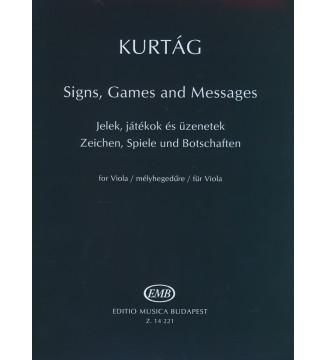 Zeichen, Spiele und...
