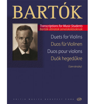 Duets for Violins - Duos...