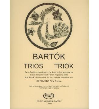 Trios for Violins - Trios...