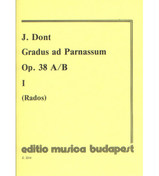 Gradus ad Parnassum I op....