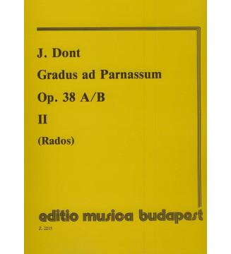 Gradus ad Parnassum II op....
