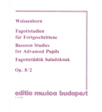 Fagottstudien für Anfänger...