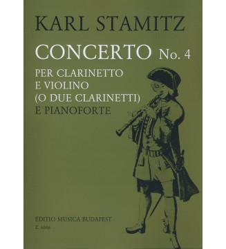 Concerto No. 4 per...