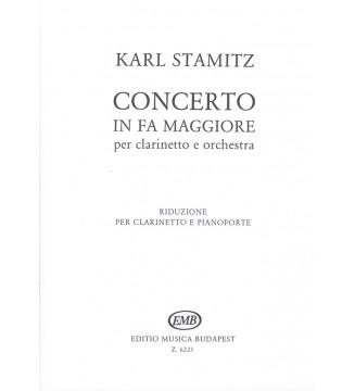 Concerto In Fa Maggiore Per...