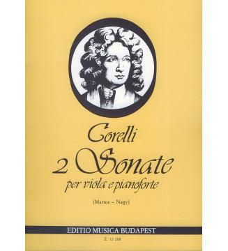 2 Sonate op. 5, No.7-8 per...