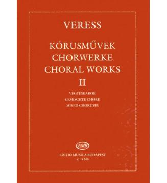 Chorwerke II
