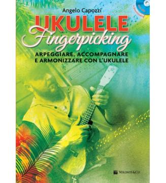 Ukulele fingerpicking Con...