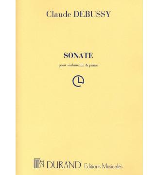 Sonate  Pour Violoncelle...