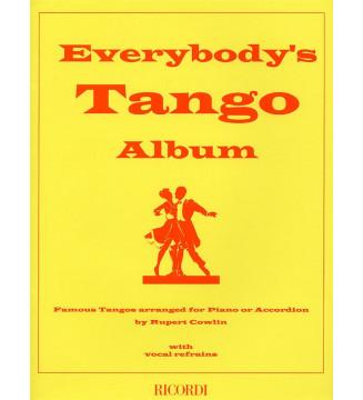 Everybody's Tango Album Accdn