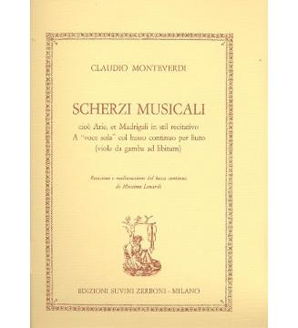 Scherzi Musicali A Voce...