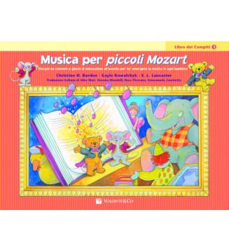 Musica Per Piccoli Mozart -...