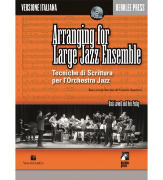 Arranging For Large Jazz...