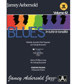 Aebersold Vol 42 Blues...