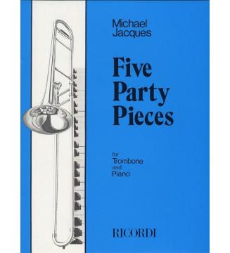 5 Party Pieces Tbn & Pf