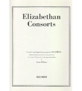 Elizabethan Consorts 4 Rec